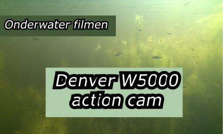 Onderwater beelden Denver Action Cam 5000W